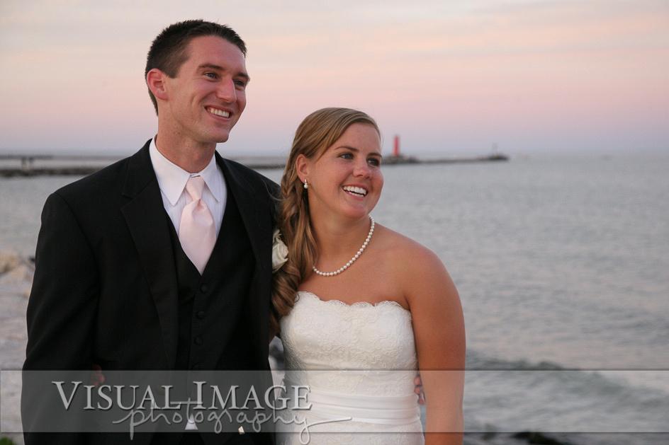 Blue Harbor Resort wedding photos